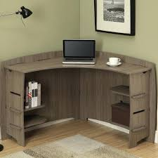bestar hampton corner computer desk com new amazing gallery sand granite charcoal
