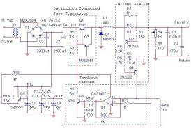 volt amp switching power supply