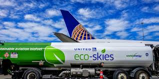 United Expands Commitment to Powering More Flights with Biofuel ...