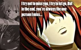 Fairy Tail Love Quotes Gorgeous Erza Quotes On QuotesTopics