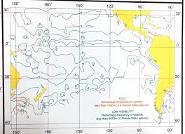 Information Available On Admiralty Routing Charts Nautical