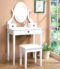 makeup tables with mirror table vanity set chair lights ikea