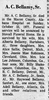 AC Bellamy Sr obit Union Springs Herald 10271977p5 - Newspapers.com