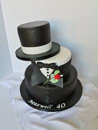 Top Hat Cake Designs Gents Suit And Top Hat Cake Design Was Brought In By Clien