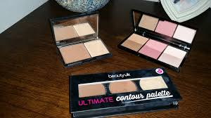 contour and highlight steals with make up revolution beauty uk and sleek