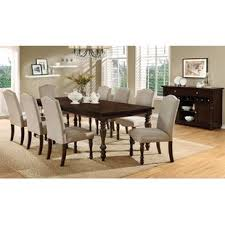 calila 9 piece dining set