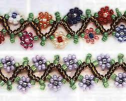 Beading Patterns For Beginners Unique Free Seed Bead Patterns 48 Cute Projects Easy Bracelets Necklace