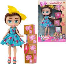 <b>Кукла</b> 1TOY <b>Boxy Girls Brooklyn</b>, Т15108 — купить в интернет ...