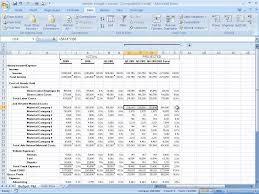 Budget Plan Template Example - sarahepps.com -
