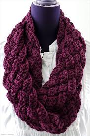 Crochet Patterns For Scarves Adorable Learn To Make A Scarf With Free Crochet Scarf Patterns
