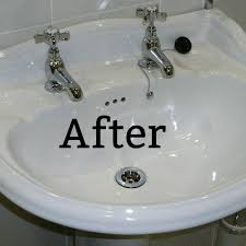 learn how to remove hard water stains