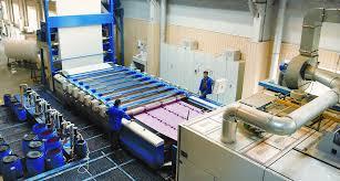 промышленность мира Текстильная промышленность мира