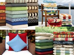 Alluring Replacement Patio Furniture Cushions Patio Cushions