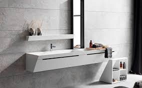 contemporary bathroom furniture. BEVEL Contemporary Bathroom Furniture