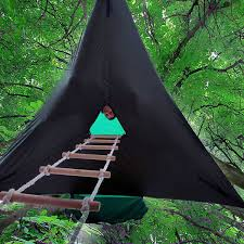 Hanging Tree House Portable Treehouse Tent Misadventures