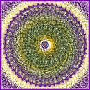 Антистрессовые раскраски для медитации