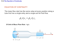 continuity equation physics. 32. 11.8 the equation of continuity equation of continuity physics