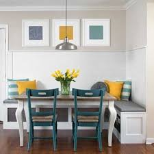 mesa banco 8 for the home kitchens banquettes and house