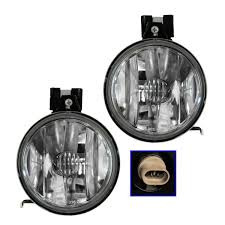 Trans Am Fog Light Replacement 98 02 Trans Am Fog Light Driving Lamp With Bracket New Aftermarket Sold Individually
