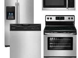 Small Appliance Sales Kitchen Modern Kitchen Design With Best 4 Piece Kitchen Appliance