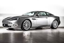 2002 Aston Martin Vanquish Classic Driver Market