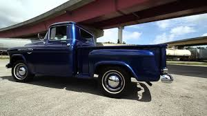 1956 Chevy 3100 Test Drive ( Surprise Sleeper ) - YouTube