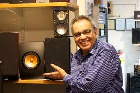 kef ls50 review. john chillari of sydney\u0027s apollo hifi with the kef ls50 kef ls50 review