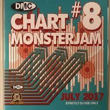 Dmc Chart Monsterjam 16 Popsike Com Various Dmc Chart Monsterjam 8 July 2017