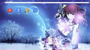 yuripee yuripee yurippe final redraw yurippe by inra on yurippe  yuripee chrome themes themebeta angel beats