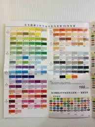 Blick Marker Color Chart Nattosoup Studio Art And Process Blog Alcohol Marker Review