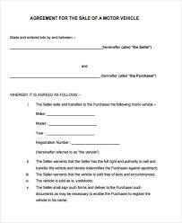 Sales Agreement Contract Enchanting 44 Simple Sales Contract Samples Templates Sample Templates