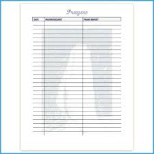 Printable Sign Up Sheet Template Free Free Prayer Request Card Templates Astonishing 8 Best Of