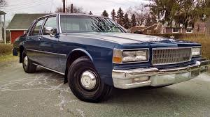 Daily Turismo: Auction Watch: 1989 Chevrolet Caprice 9C1 Police ...