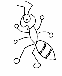 Small Picture Surprising Ant Coloring Page Ant Coloring Pages Printable With