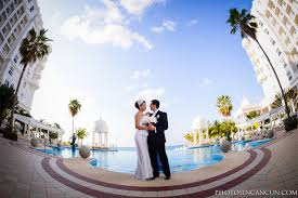 riu palace cancun wedding photographer hotel zone