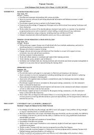 Peer Specialist Resume Samples Velvet Jobs