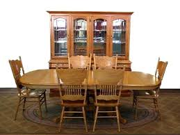 solid oak dining table set brilliant charming oak dining table and chairs with dining room oak