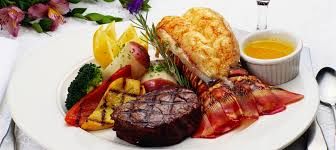 gourmet lobster dinner. Delighful Lobster Lobster And Steak Dinner Recipes Images Fish For Gourmet R