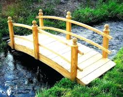 decorative garden bridge garden bridge plans redwood garden bridges garden wood garden bridges with arched railings pictures ideas wood garden bridge wooden