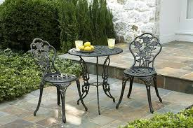 Advantages Wrought Iron Patio Furniture somats