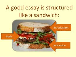argumentative essay structure 3 a good essay