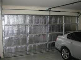 how to insulate garage doorGarage door insulation and garage door seals  Garage Detailer
