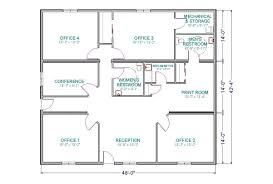 small home office floor plans fresh small fice floor plan information
