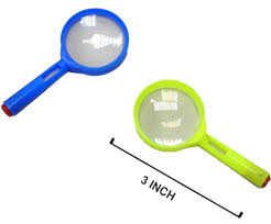 36 mini magnifying glass w whistle bulk toys 158 whole magnifier whistles