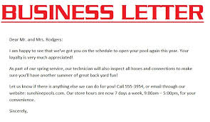 Thank You Letters 3000 Business Thank You Letter