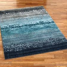 omniscience area rugs rectangle rug multi cool ombre navy