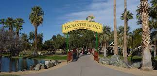 Encanto Park in central Phoenix