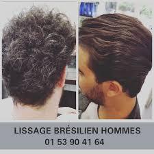 Lissage Brésilien Hommes Paris 14 Leïla Coiffure