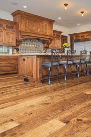 Rustic Kitchen Flooring 17 Best Ideas About Hickory Flooring On Pinterest Hickory Wood