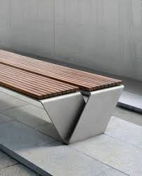 steel furniture designs. wood metal bent over structure stool bench urban furniture lemanoosh photo steel designs e